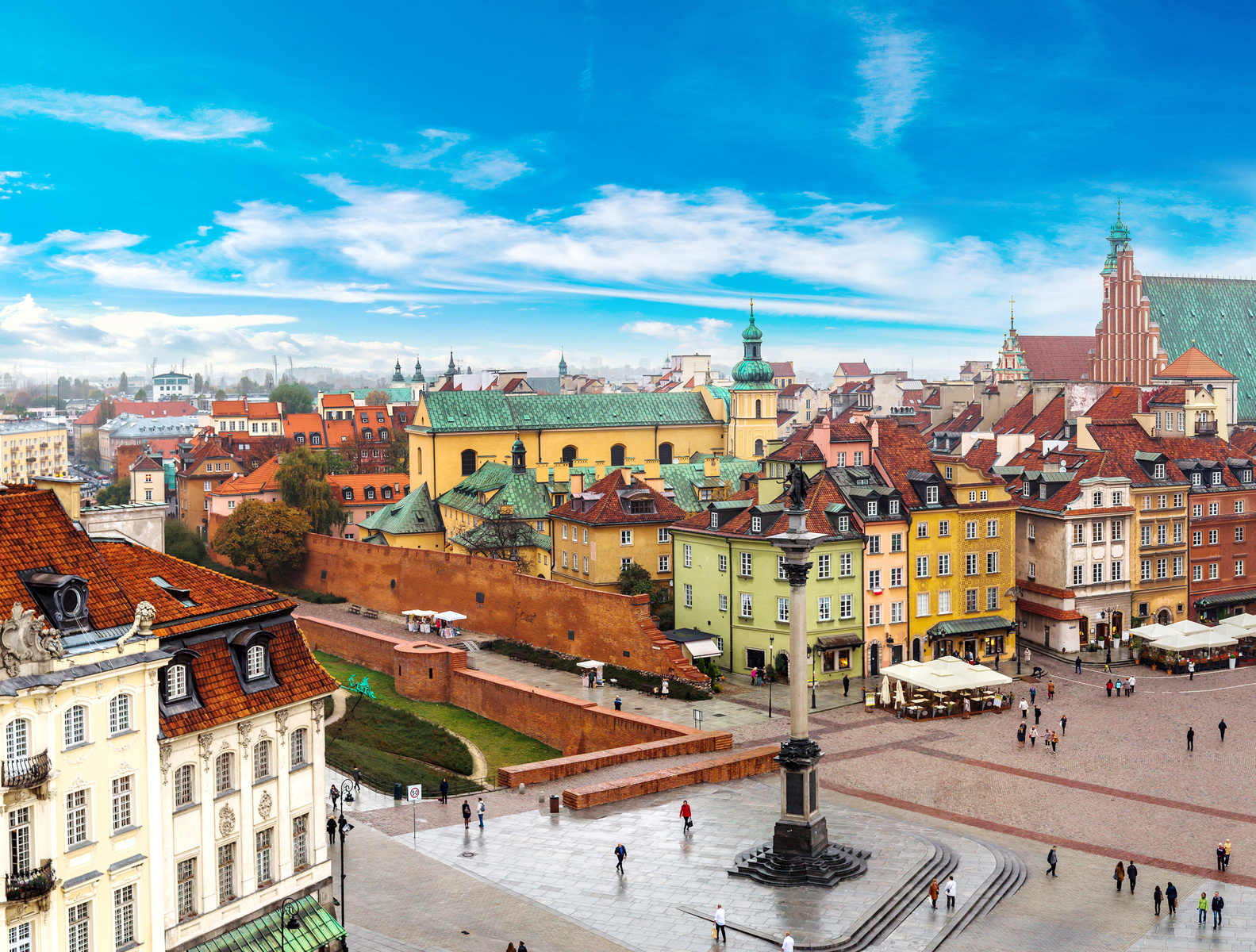 Warsaw City Overview
