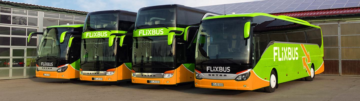 Partners of FlixBus