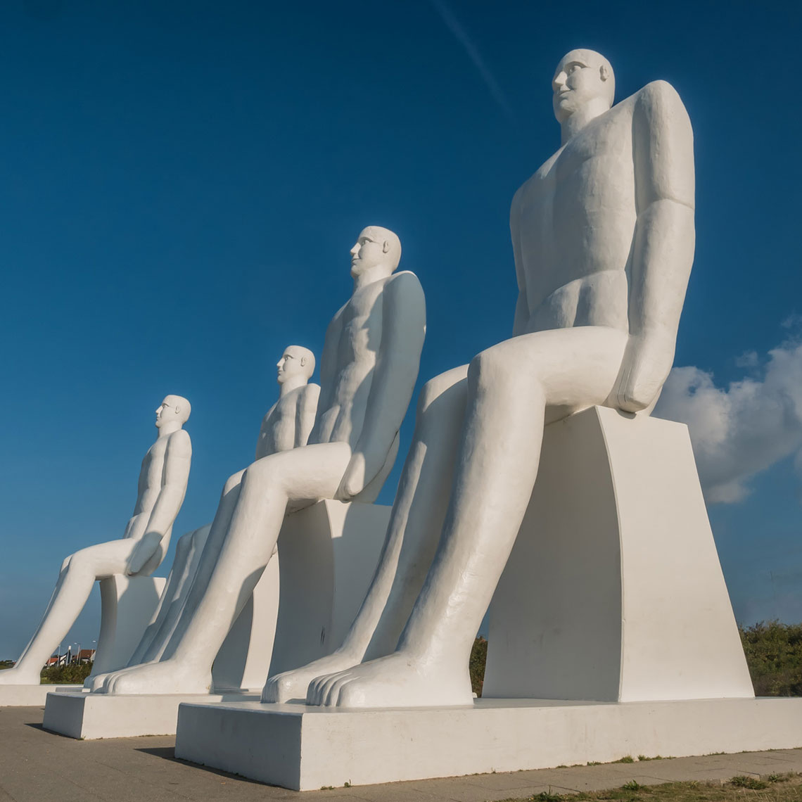 Esbjerg Statues