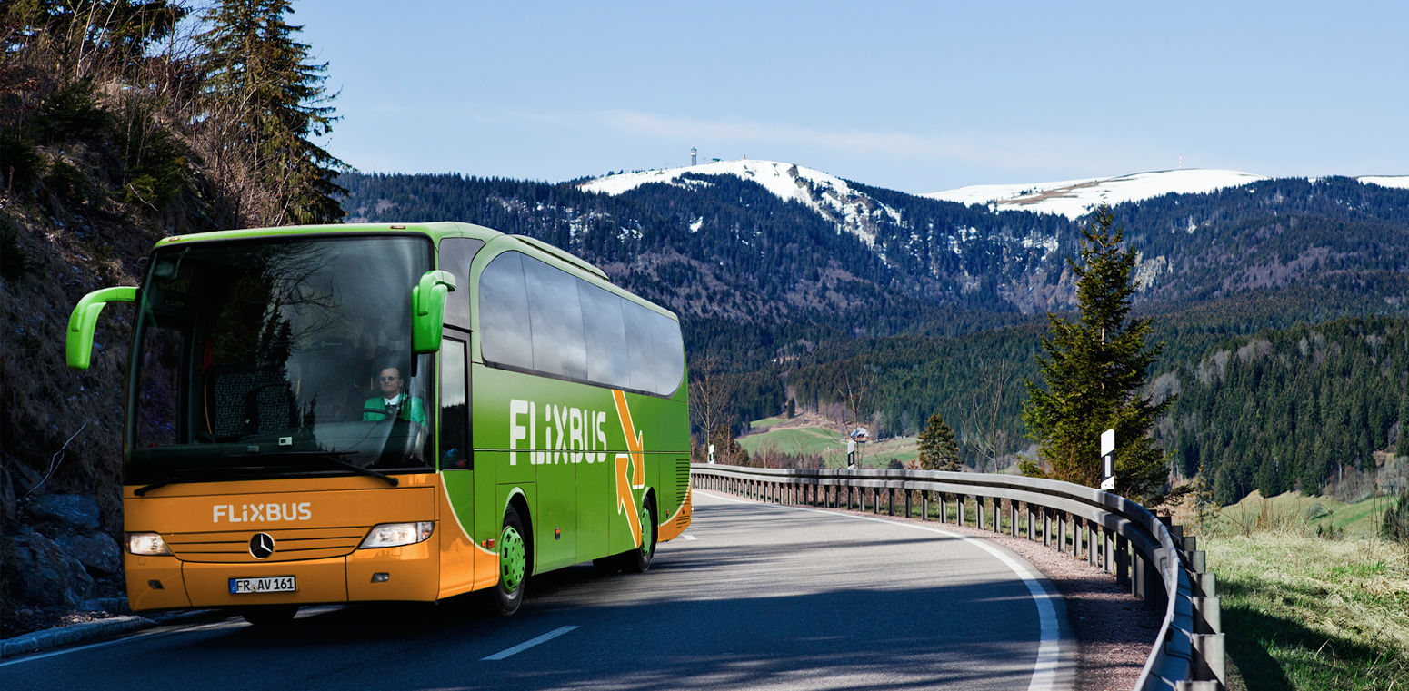 Bus partners van FlixBus