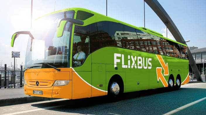 Bus Los Angeles, CA - Las Vegas, NV from $19 99 | FlixBus
