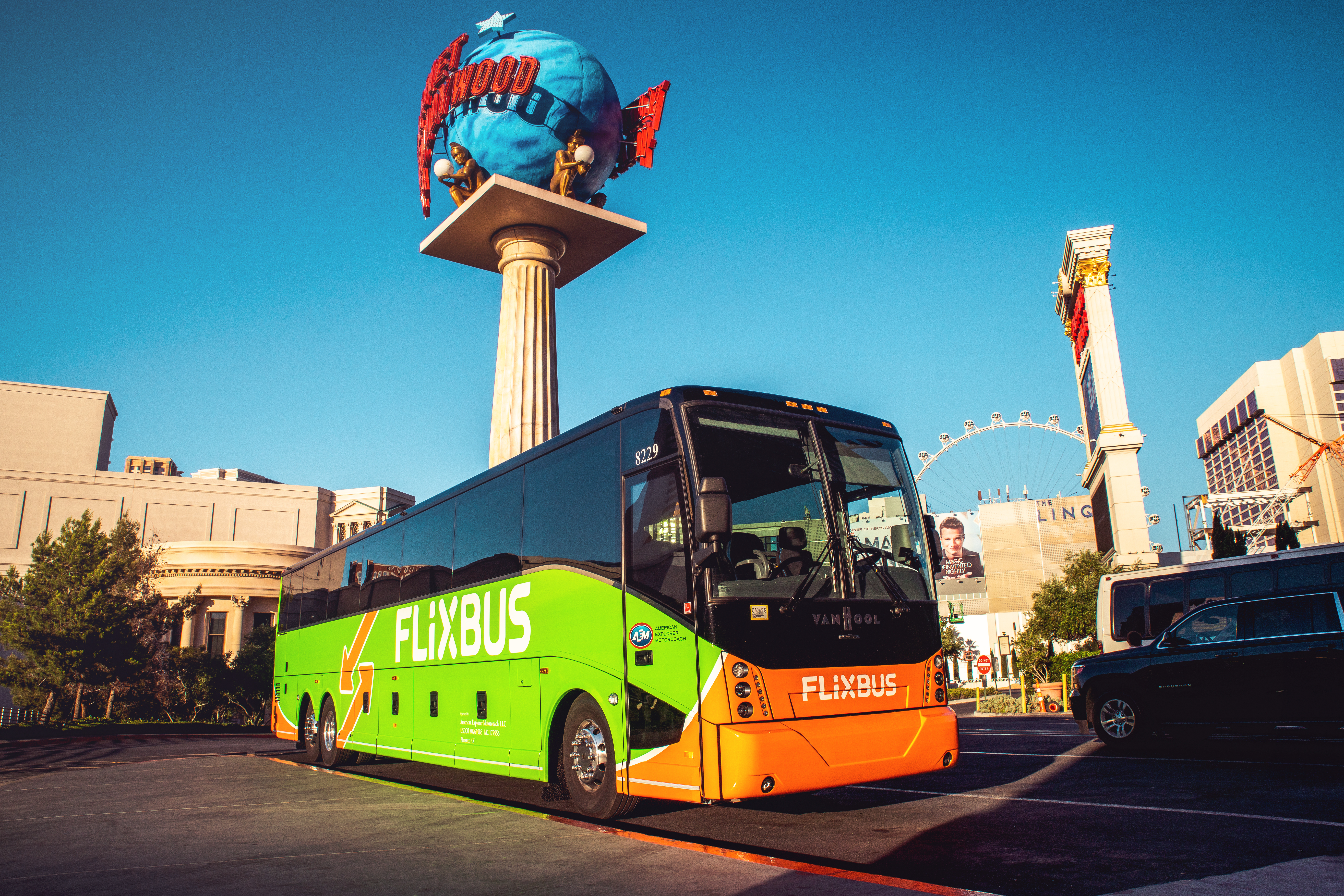 Flix Download the flixbus media center