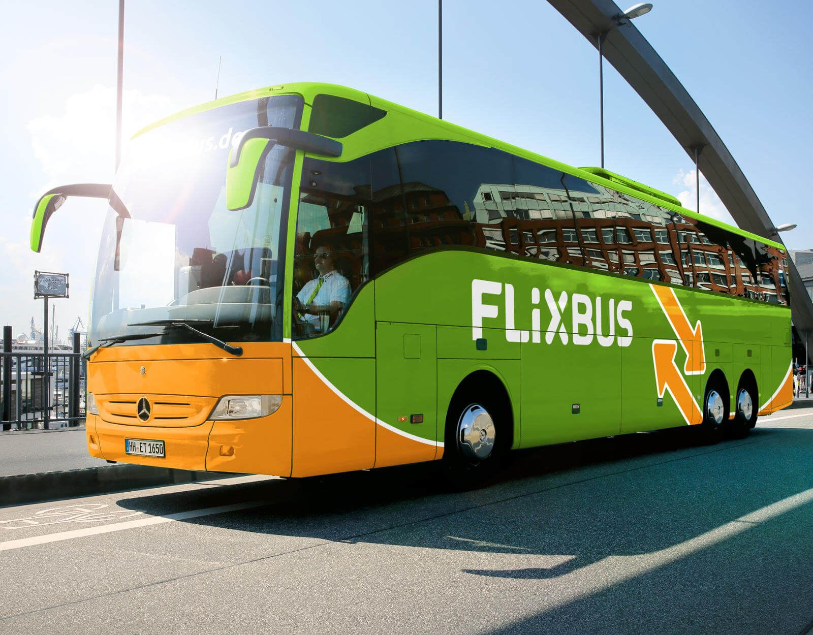 All Destinations In Europe The Us Bus Tickets From 5 Flixbus