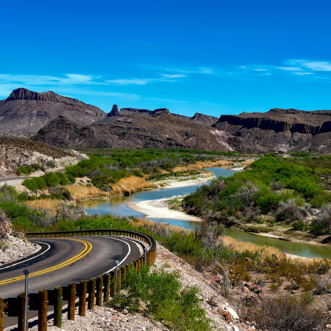 Map Of Texas Vacation Spots.Discover Beautiful Vacation Spots On The West Coast Flixbus