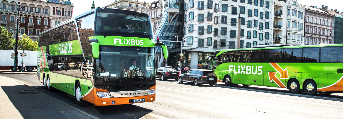 Change or cancel your booking → FlixBus