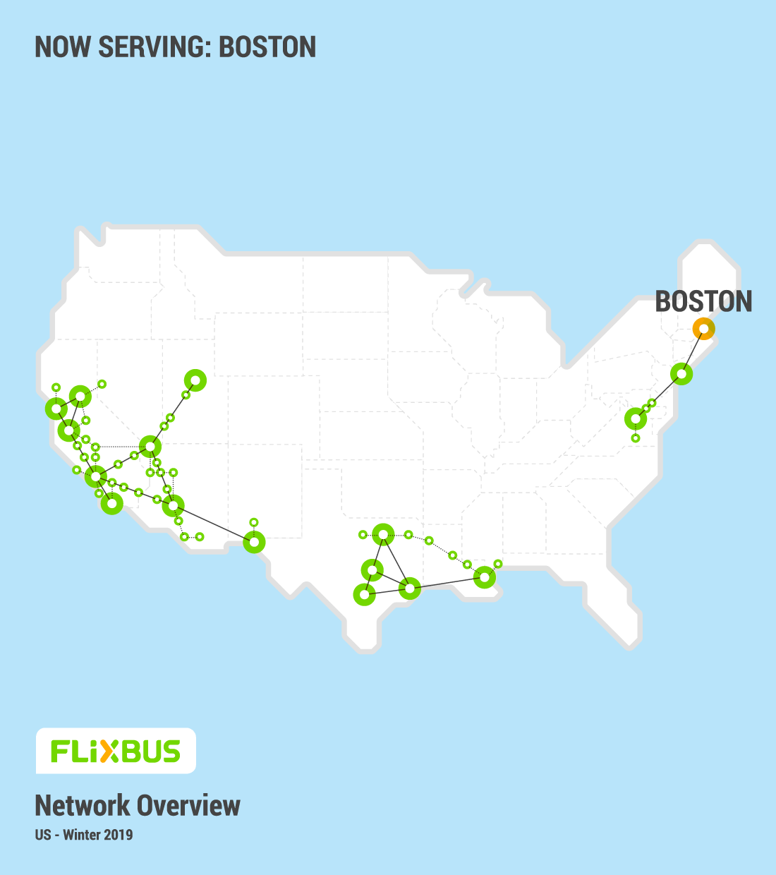FlixBus: Convenient and affordable bus travel in the US from ... on
