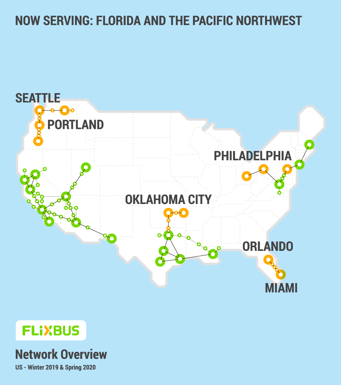 FlixBus: Convenient and affordable bus travel in the US from ...
