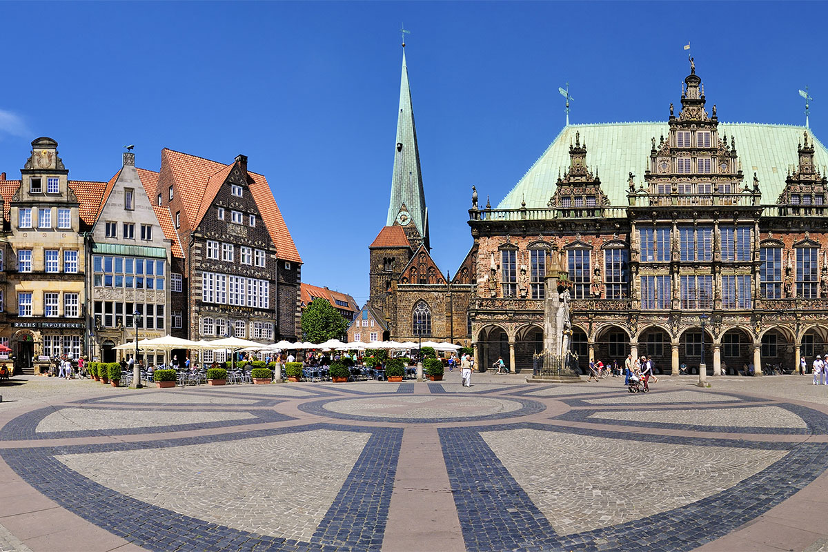 Coach to Bremen from £2.99 | FlixBus → The New Way to Travel