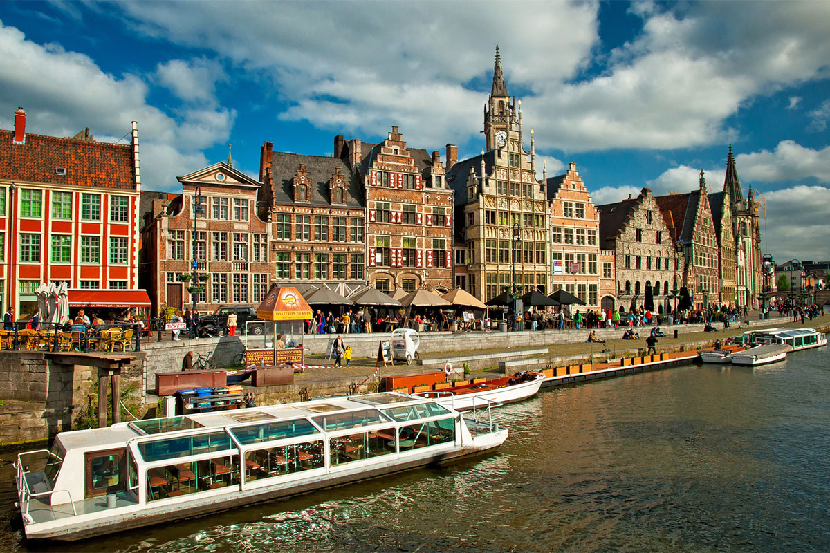 Bus to Ghent from $5.99 | FlixBus → The New Way to Travel