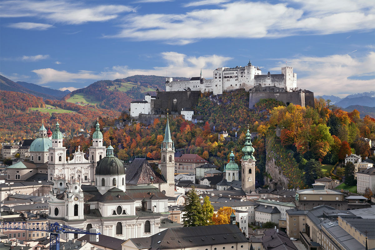 Bus To Salzburg From 599 Flixbus The New Way To Travel