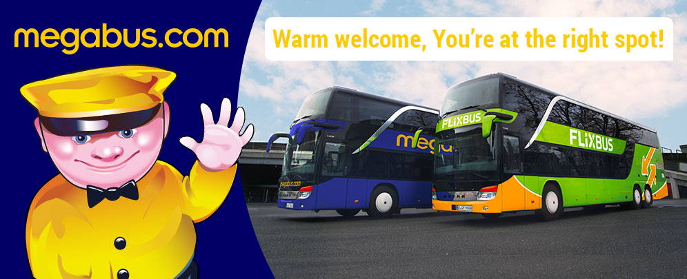 FlixBus takes over Megabus in continental Europe on map of rail europe routes, map of british airways routes, map of bus routes,
