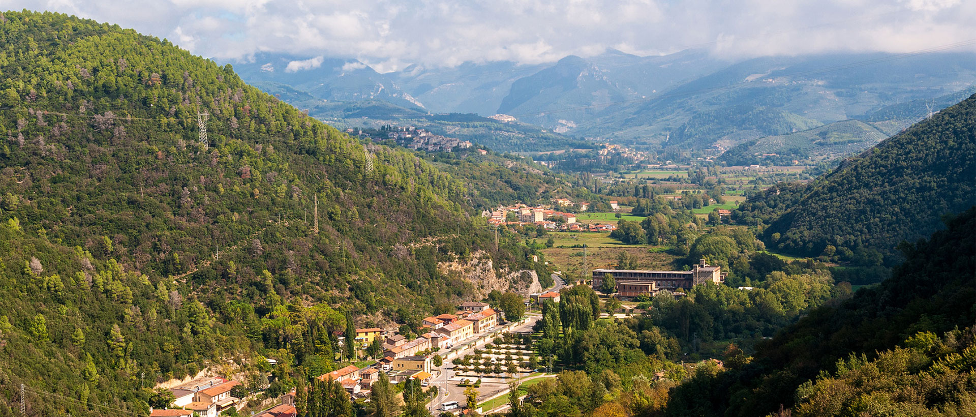 Bus to Terni from € 4,99   FlixBus → The New Way to Travel